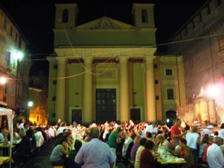 Sagra in piazza,